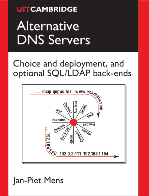 Alternative DNS Servers By Mens, Jan-piet